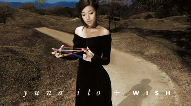 Yuna Ito New Album Wish Cover