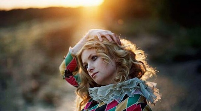 Goldfrapp fourth studio album Seventh Tree