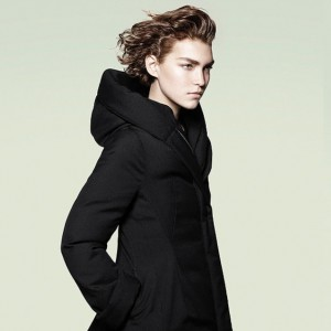 Arizona Muse Jil Sander +J Uniqlo FW 2011