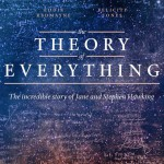 Eddie Redmayne stars as Stephen Hawking in The Theory of Everything